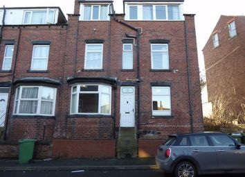 Thumbnail 1 bedroom terraced house to rent in Cobden Terrace, Leeds, West Yorkshire