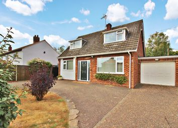 Thumbnail 3 bed property for sale in Braymeadow Lane, Little Melton, Norwich