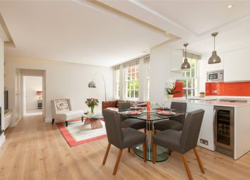 Thumbnail 1 bed flat for sale in Cranmer Court, Whiteheads Grove, Chelsea, London