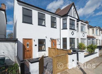 Thumbnail 2 bedroom terraced house for sale in Stirling Road, London