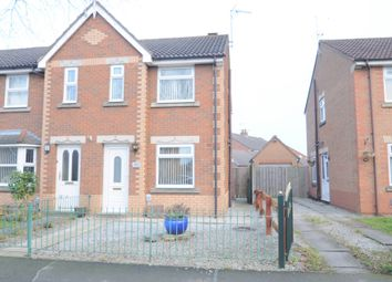 2 bed end terrace house for sale in Lindengate Avenue, Hull HU7
