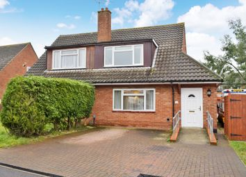 Thumbnail 4 bed semi-detached house for sale in Park Avenue, Thatcham