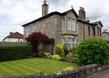 Thumbnail 4 bed property for sale in Bonhill Road, Dumbarton