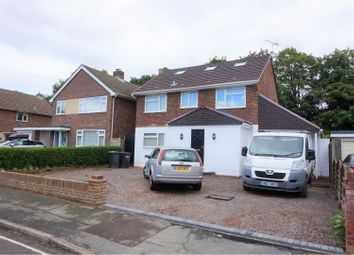 Thumbnail 5 bed detached house for sale in Hamilton Close, Havant