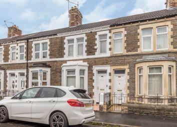 3 bed terraced house for sale in Swinton Street, Splott, Cardiff CF24