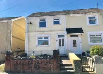 Thumbnail 2 bed semi-detached house for sale in Tabernacle Street, Skewen, Neath