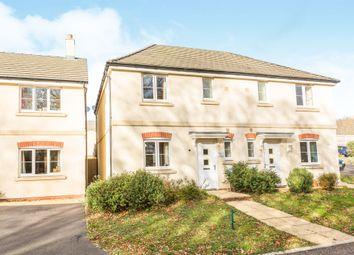 Thumbnail Semi-detached house for sale in Medlar Close, Cribbs Causeway, Bristol