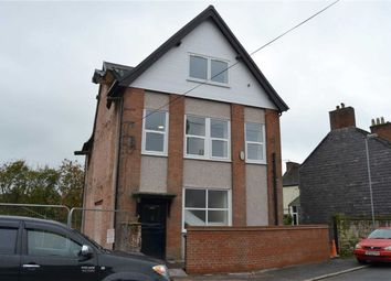 Thumbnail 1 bed flat to rent in Wood Street, Leek