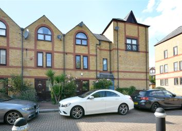 4 bed terraced house for sale in Torrington Place, London E1W