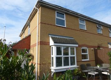 Thumbnail 1 bed end terrace house for sale in Christabel Close, Isleworth, Middlesex