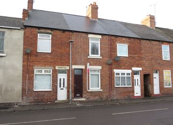 Thumbnail 2 bed end terrace house for sale in Kilton Road, Worksop