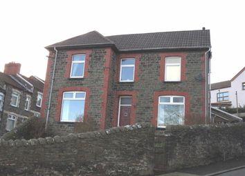 Thumbnail 4 bedroom detached house for sale in Heol-Y-Plwyf, Ynysybwl, Pontypridd