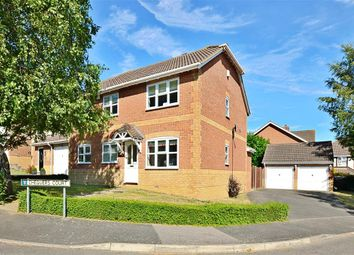Thumbnail 4 bed detached house for sale in Chequers Court, Strood, Rochester, Kent