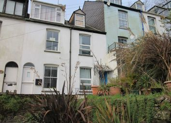 Thumbnail 3 bed terraced house for sale in Chapel Ground, West Looe, Looe