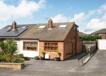 2 bed semi-detached bungalow for sale in Coppice Wood Crescent, Yeadon, Leeds LS19