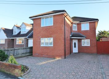 Thumbnail 4 bedroom detached house for sale in Chapel Road, West End, Southampton, Hampshire