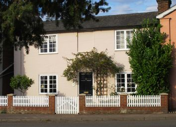 Thumbnail 3 bed semi-detached house for sale in The Street, Holbrook, Ipswich, Suffolk