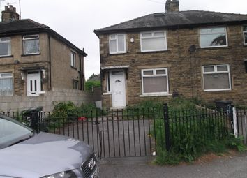 Thumbnail 3 bed semi-detached house to rent in Dalcross Grove, Bradford