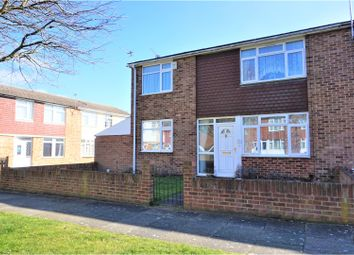 Thumbnail 3 bed end terrace house for sale in Hanbury Walk, Bexley