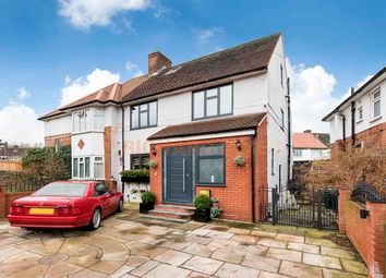 Brookfield Avenue, London NW7. 4 bed semi-detached house for sale