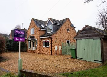 Thumbnail 3 bed detached house for sale in Chartwell Road, Stafford