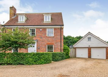 Thumbnail 5 bed detached house for sale in St. Michaels Avenue, Aylsham, Norwich