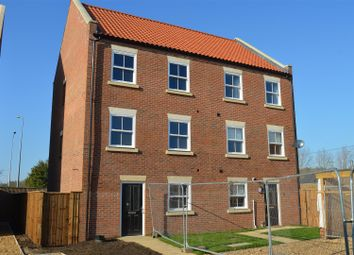 Thumbnail 4 bed town house for sale in Railway Sidings Yard, Snettisham, King's Lynn