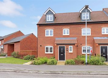 Thumbnail End terrace house for sale in Field View Road, Congleton