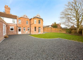 Thumbnail 5 bed detached house for sale in The Green, Writtle