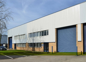 Thumbnail Industrial to let in Unit 3E Parkway Trading Estate, Trafford Park