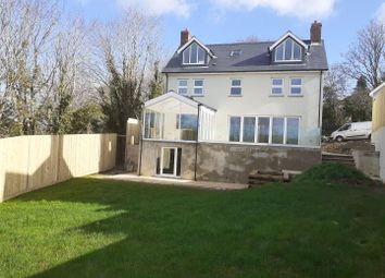 Thumbnail 5 bed detached house for sale in Cleddau Avenue, Haverfordwest