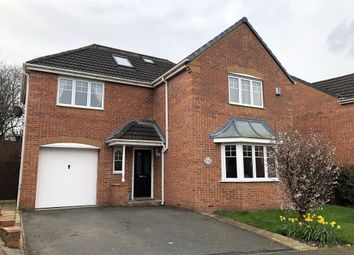 Thumbnail 5 bed detached house for sale in Sapphire Drive, Denby, Ripley