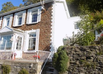Thumbnail 3 bedroom semi-detached house for sale in Church Road, Aberbeeg, Abertillery. NP132Aa