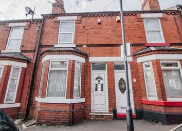 Thumbnail 3 bed terraced house for sale in Burton Avenue, Balby, Doncaster