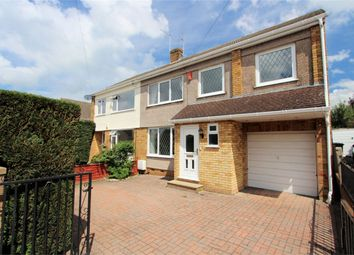 Downfield Drive, Frampton Cotterell, South Gloucestershire BS36. 5 bed semi-detached house