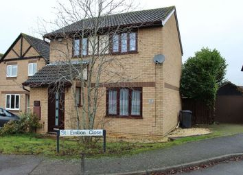 3 bed detached house for sale in St Emilion Close, Duston, Northampton NN5