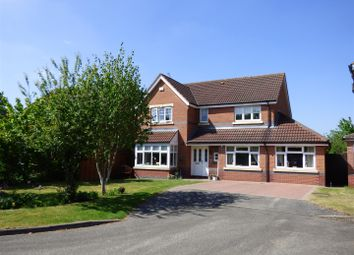 Thumbnail 5 bed detached house for sale in Jackson Grove, Kenilworth