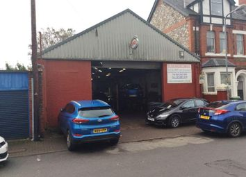 Thumbnail Parking/garage for sale in Llanishen Street, Cardiff