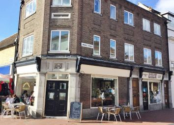 Thumbnail Restaurant/cafe for sale in 1-3 Market Street, Ely