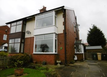 Thumbnail 2 bed semi-detached house for sale in Fairmount Avenue, Bolton