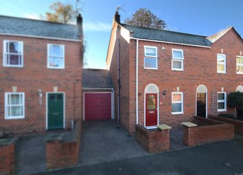 Thumbnail 3 bed terraced house for sale in Chancery Court, Spalding
