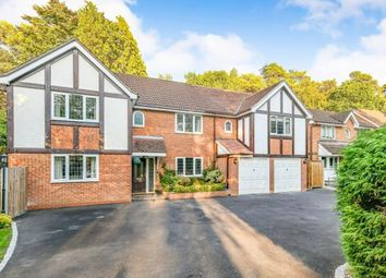 Thumbnail 5 bedroom detached house for sale in Church Crookham, Fleet, Hampshire