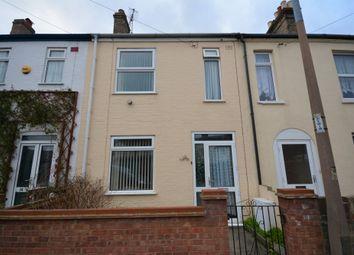 Thumbnail 3 bedroom terraced house for sale in St. Leonards Road, Lowestoft