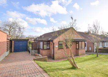 Thumbnail 2 bed detached bungalow for sale in Fairfax Close, Ampleforth, York