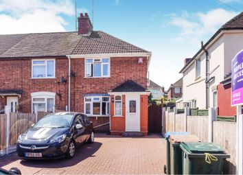 Thumbnail 3 bed end terrace house for sale in Seagrave Road, Coventry