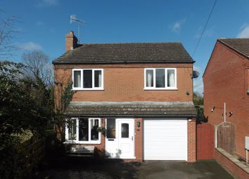 Thumbnail 4 bed detached house for sale in Market Fields, Eccleshall, Stafford