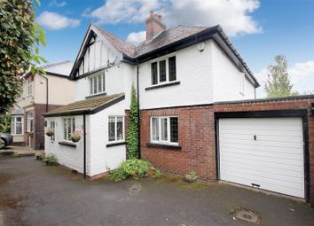 Thumbnail 3 bed detached house for sale in Folds Crescent, Sheffield