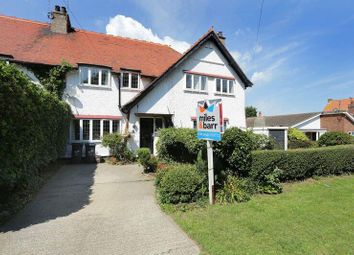 Thumbnail 4 bed semi-detached house for sale in Kingsgate Avenue, Broadstairs