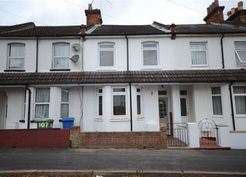 Thumbnail 2 bed terraced house for sale in St. Georges Road, Aldershot, Hampshire