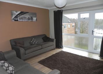 Thumbnail 2 bed flat to rent in Derwent Crescent, Arnold